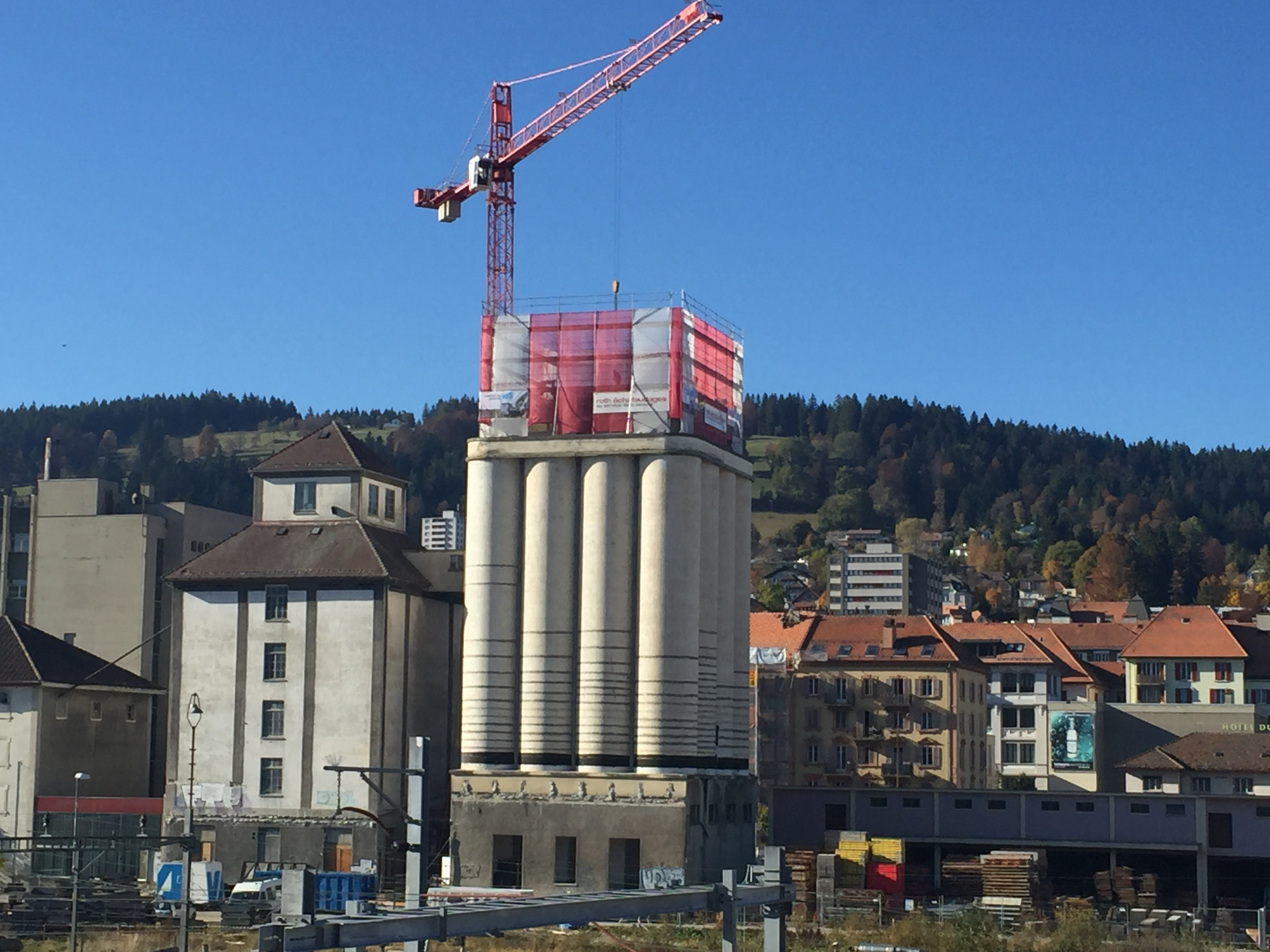 Les Moulins - Chaux-de-Fonds